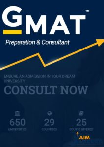 GMAT Preparation- By Aim Ladder