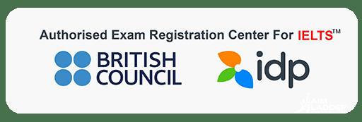Authorised IELTS Registration Centre
